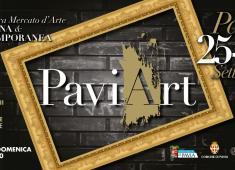 """""""PaviArt 2021"""": ritorna la fiera dell'arte"""