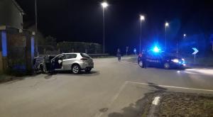 Garlasco, si schianta con l'auto: deceduto 36enne