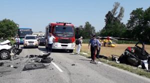 Gambolò, incidente frontale: muore una donna di 38 anni