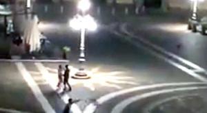 Vigevano, identificati in tempi record i vandali di piazza Ducale: 2 sono minorenni