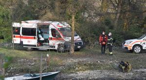 Vigevano, precipita con un parapendio a motore nel Ticino : deceduto 50enne