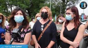 Sciopero alla Moreschi: le voci delle lavoratrici