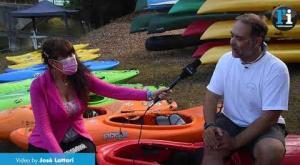 A Vigevano una gara di canoa e rafting a Vigevano con gli Enel Green Power Paddle Days