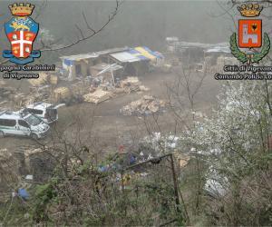 """Marzo 2014: """"Bomba"""" ecologica nel Parco del Ticino"""