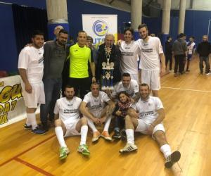 Futsal, la Champions è dell'Autolavaggio Smile Wash!