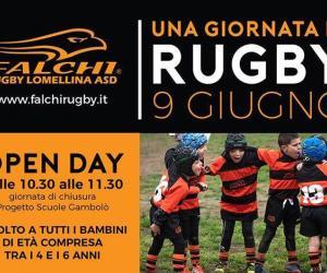 Una giornata a tutto rugby