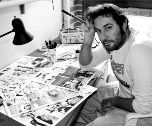 AntonfART: «Le passioni hanno coltivato me»