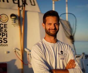 """Volontario di Sea Shepherd contro i narcos della """"cocaina del mare"""""""