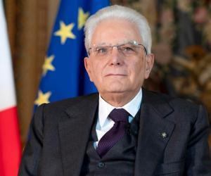 lI Presidente Mattarella a Pavia per i 660 anni dell'Università