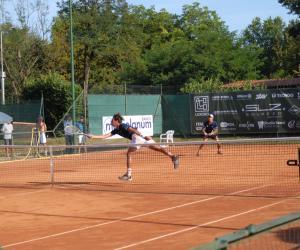 Selva Alta-Forte dei Marmi, primo round pari (3-3)
