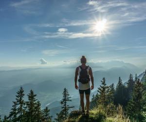 Escursioni gratuite in montagna con le guide alpine