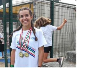 Atletica, doppietta per Melon: è campionessa italiana anche nei 200 m