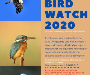 Il birdwatching difende la natura