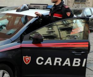 Sant'Angelo: nel canale cinque fucili rubati