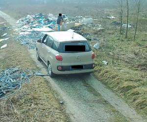 Vigevano, abbandono di rifiuti: scattano altre dieci sanzioni
