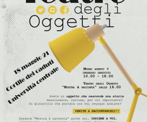 Il Sistema Museale di Ateneo dell'Università di Pavia festeggia la Giornata Internazionale dei Musei