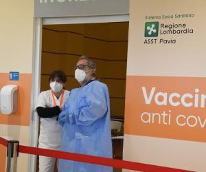 Open day vaccinale per i paesini domenica al Ducale