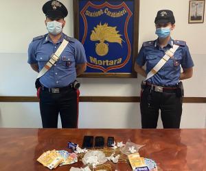 Parona, sorpreso con 60 grammi di cocaina: marocchino arrestato