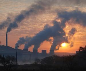 Cattura del carbonio (CO2) per creare energia