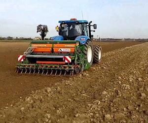 Sos nei campi: raddoppiano i costi della semina