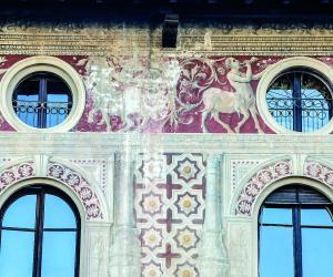 Piazza Ducale: la Fondazione contribuirà al restauro