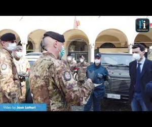 Vigevano, in supporto alla polizia locale arriva il corpo militare