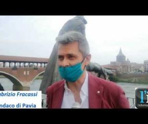 Pavia, i 70 anni del Ponte Coperto