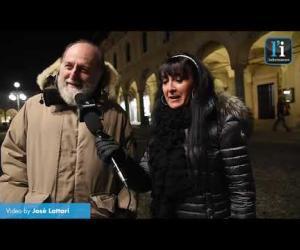 Piazza Ducale: cambiata l'illuminazione