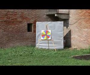 Lomello, Boscarato vince la gara di tiro con l'arco