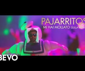 Dinosauri sulla pista: il nuovo videoclip dei Pajarritos