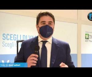 Vigevano: inaugurato l'hub vaccinale al Ducale