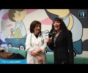 Quattro monitor in dono dal Rotary Mede-Vigevano alla Pediatria