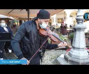 Vigevano: palestre e scuole di danza in piazza, «per noi questo è l'unico lavoro»