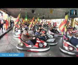 Vigevano, la Croce Azzurra al Luna Park con i ragazzi disabili