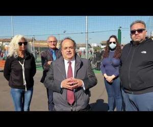 Gambolò: piazza Bellazzi cambia volto  Oggi l'inaugurazione all'insegna dello sport