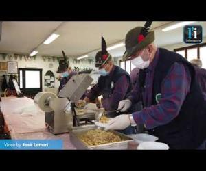 Vigevano, gli Alpini distribuiranno pasti caldi a chi è in difficoltà