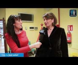 Atmosfera natalizia all'Ospedale Civile di Vigevano