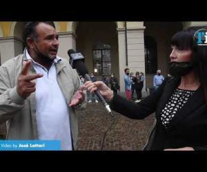 Mortara, la protesta dei giostrai: «Non ci fate lavorare»