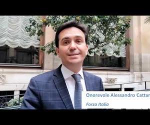 Dalla Camera dei deputati le proposte dell'Onorevole pavese Alessandro Cattaneo di Forza Italia