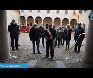 Gambolò: il Municipio trasloca a Castello Litta
