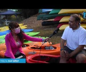 A Vigevano una gara di canoa e rafting con gli Enel Green Power Paddle Days