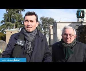 Vigevano, il cimitero: scattano le operazioni di potatura delle piante