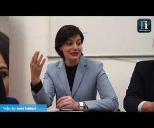 VIDEO Lara Comi parla agli artigiani