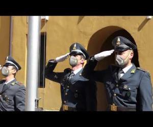 Guardia di Finanza: le celebrazioni per il 246° anniversario della fondazione del corpo