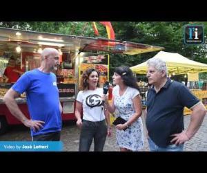 "A Vigevano il ""Rolling Truck Street Food Festival"""