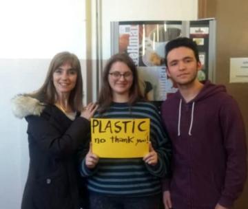 Foto dalla pagina Facebook del Liceo Cairoli di Vigevano