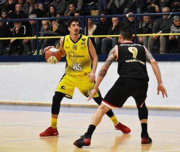 Elachem, spezzato l'incantesimo: con Vicenza torna la vittoria (78-62)