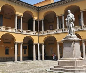 Giornate di presentazione dell'offerta formativa dell'Università di Pavia