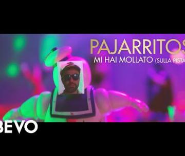 Dinosauri sulla pista: Il videoclip dei Pajarritos