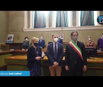 Vigevano, Giorno della Memoria: una medaglia d'onore in ricordo di Oreste Giannuzzi